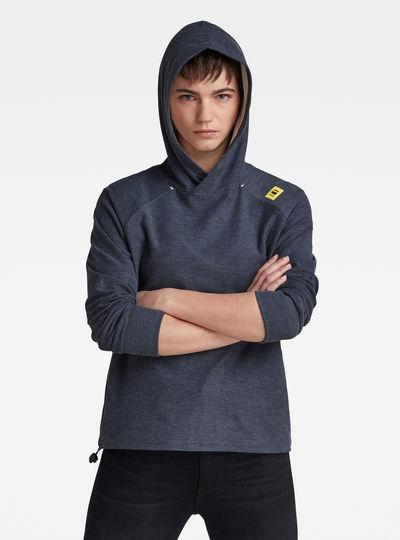 Hooded Tweater