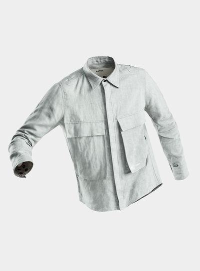 GSRR Cropped Regular Shirt