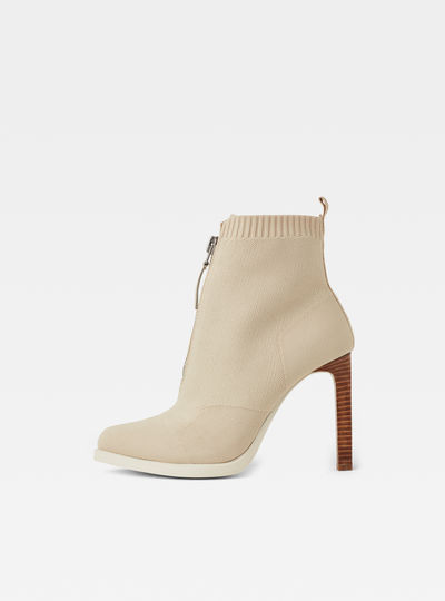 Strett Heel Stiefel