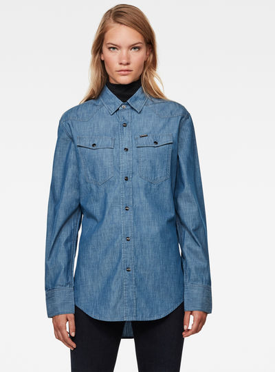Chemise 3301 Relaxed