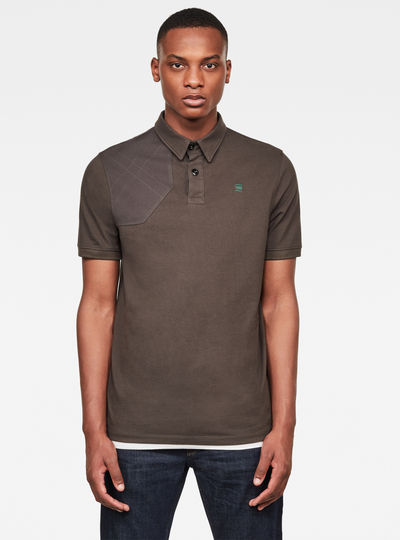 Hunting Patch Polo