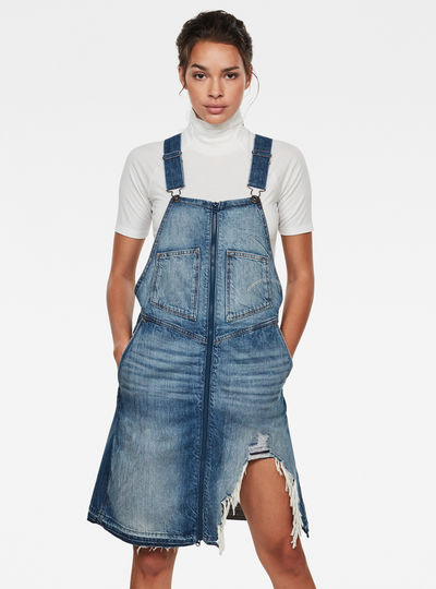 Robe Lintell Denim Overall