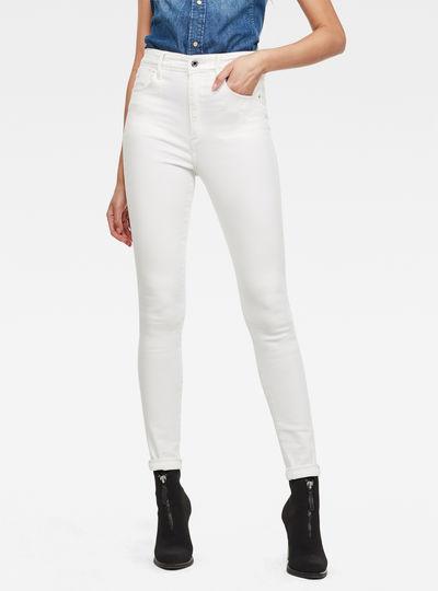 Kafey Ultra High Skinny Jeans