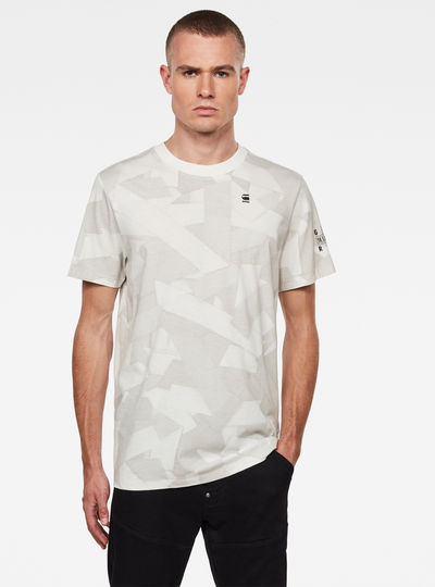 Tape Camo AOP T-Shirt