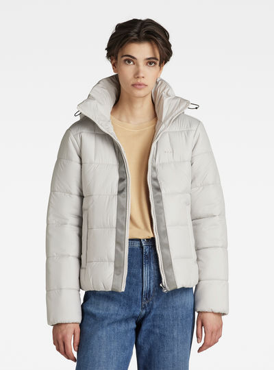 Meefic Hooded Padded Jacket