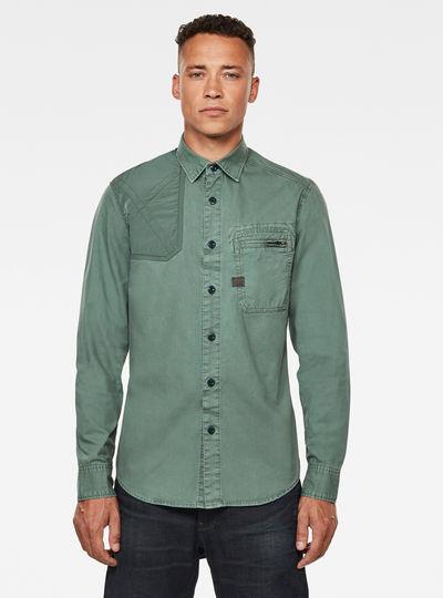 Hunting Slim Hemd