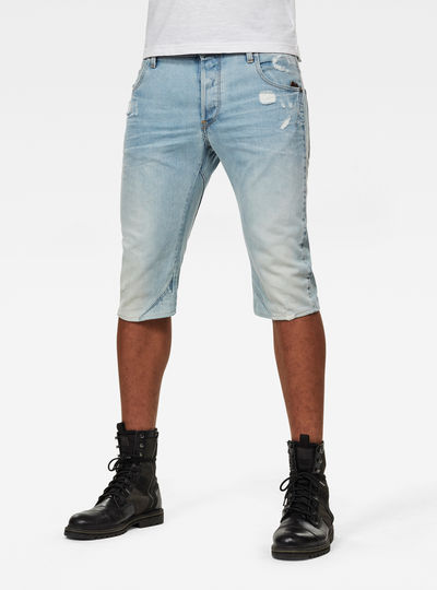 Arc 3D 1\2 Custom Shorts