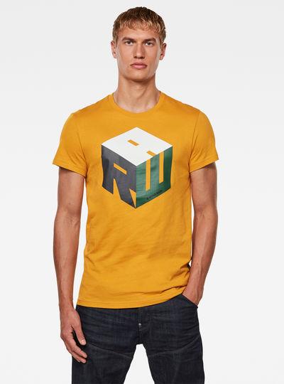 T-Shirt Cube Logo