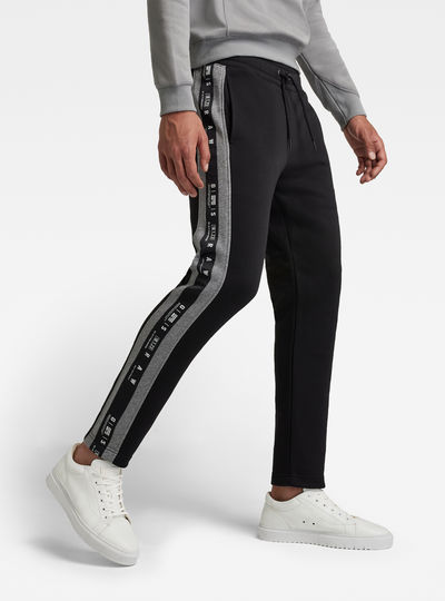 Sport Heather Stripe Sweatpants