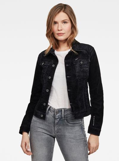 Arc Slim Denim Jacket