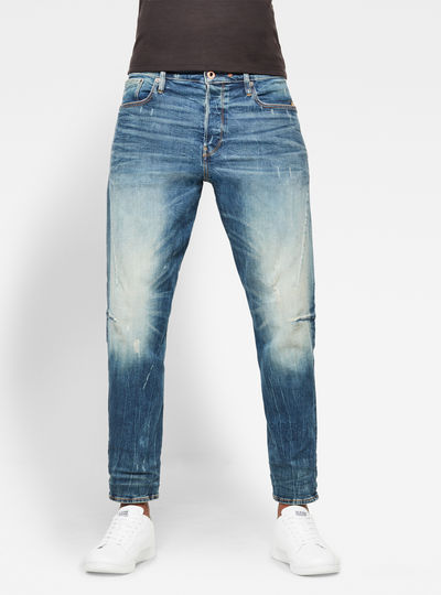 Scutar 3D Slim Tapered Jeans