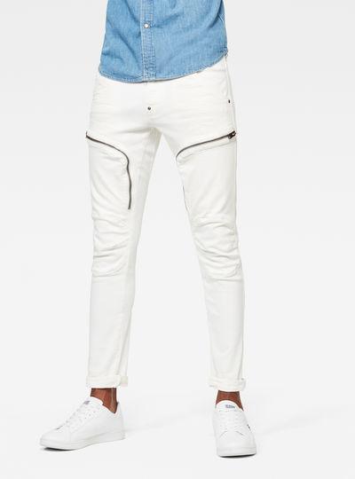 Air Defence Zip Skinny Jeans
