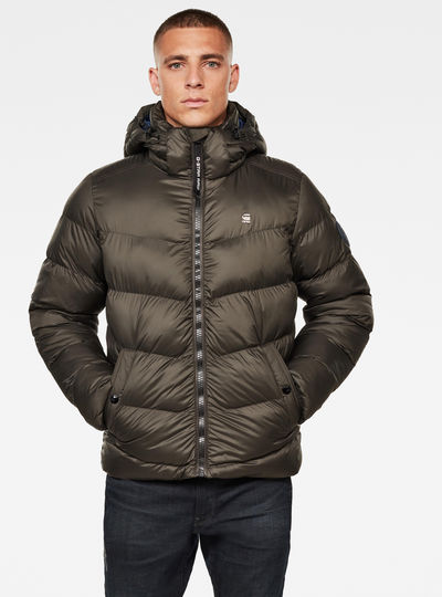 Chaqueta Whistler Hooded Puffer