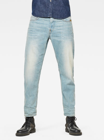 Jean 3911 Alum Relaxed Tapered