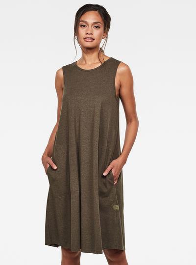 Tank A-line Dress