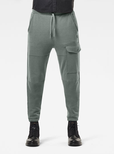 Side Stripe Utility Sweatpants