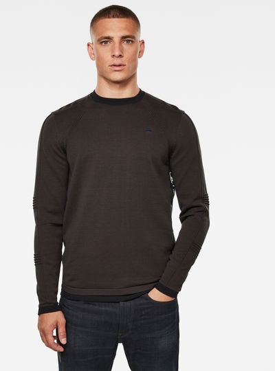 Motac Straight Knitted Sweater