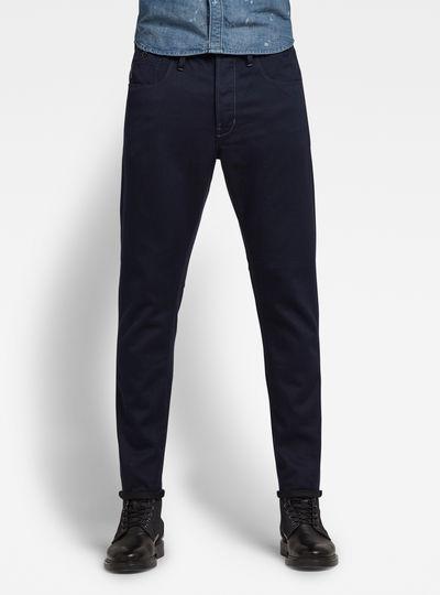 Loic Relaxed Tapered Gekleurde Jeans