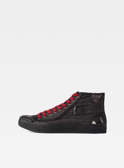 Rovulc 50 years Denim Mid Sneakers