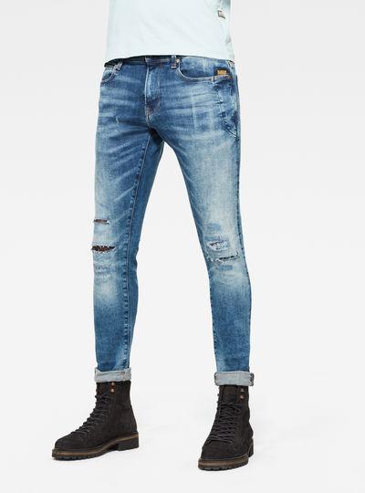 4101 Lancet Skinny Jeans