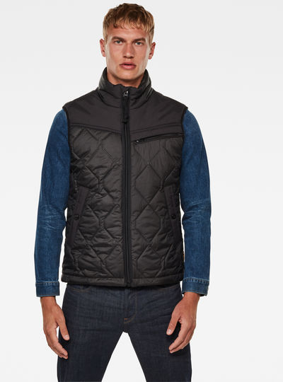 Attacc Heatseal Quilted Vest