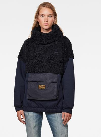 Carley High Collar Sweater