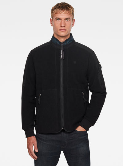Tech Fleece Zip Through Sweatshirt