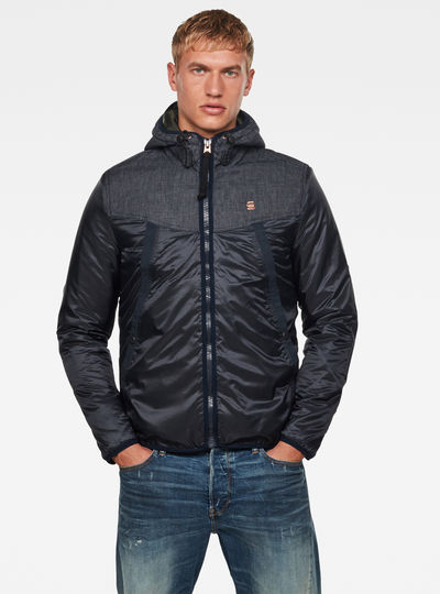 Veste Setscale Padded Hooded