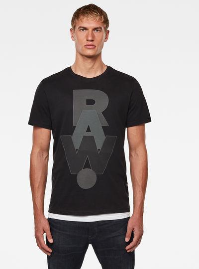 RAW. Graphic T-Shirt