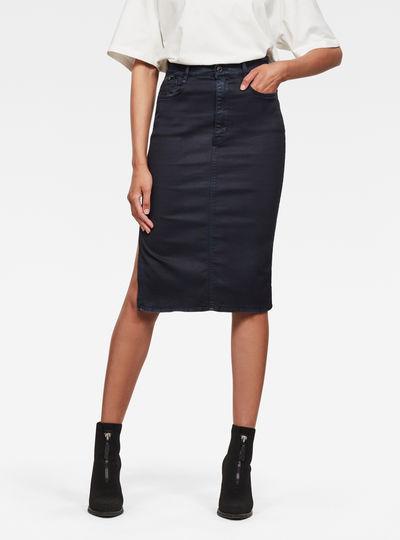 Noxer Pencil Skirt