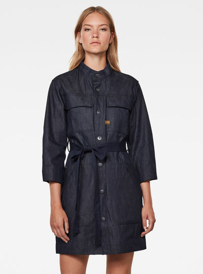 Shirt Dress Short