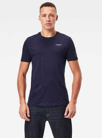 Text GR Slim T-Shirt