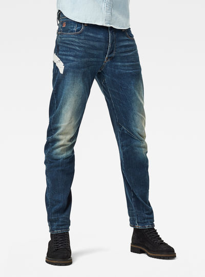 Arc 3D Slim Wokkie Artwork Jeans