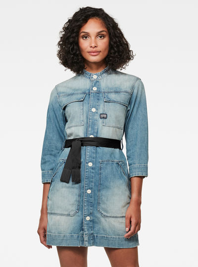 Shirt Dress Short