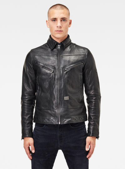 Veste Air Force Leather