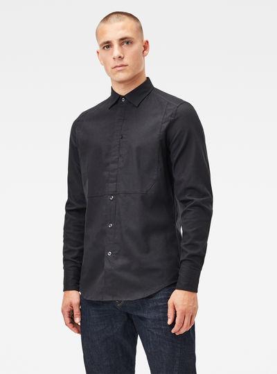 Tuxedo Slim Shirt