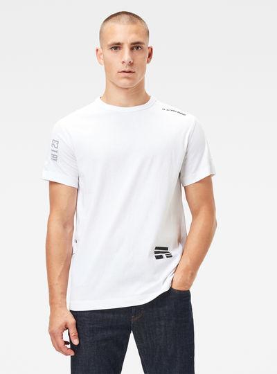 T-shirt Multi Logo Korpaz