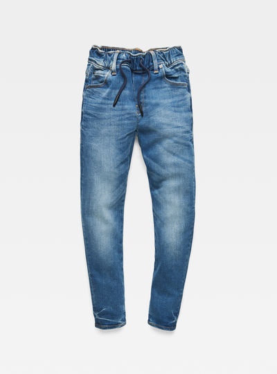 Jeans 3301 Slim pull-up