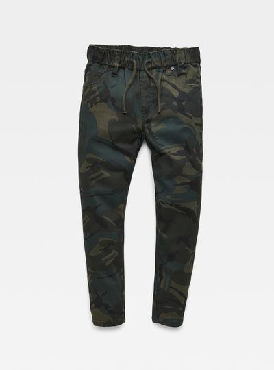 Pantalon 3301 Slim pull-up