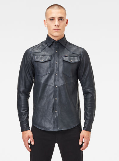 3301 Regular Overshirt Jacket