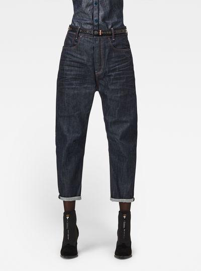C-Staq 3D Boyfriend Cropped Jeans C