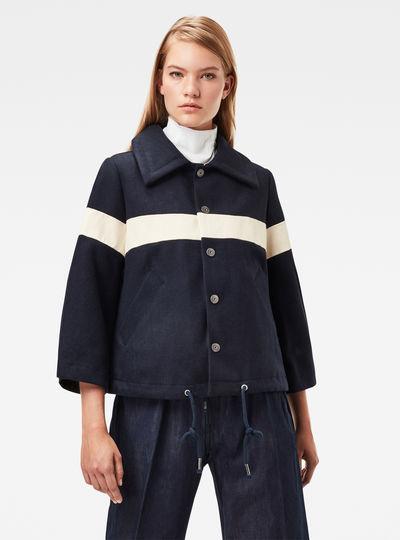 Short Wool PM Jacket
