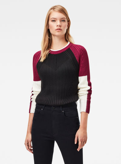 Guzaki Knitted Sweater