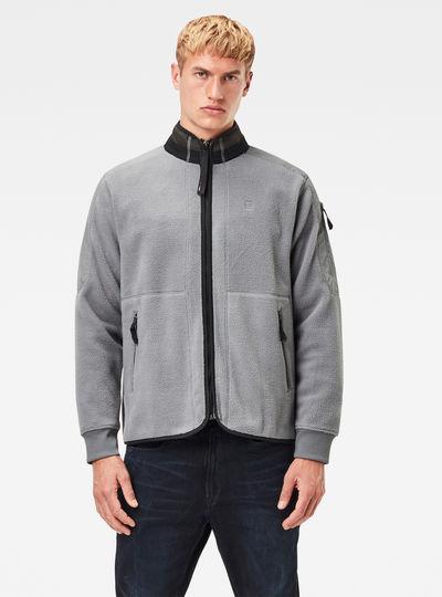 Tech Fleece Zip Through Sweater