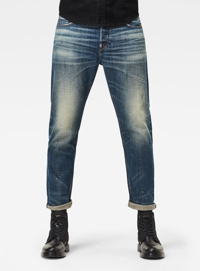 Alum Relaxed Tapered Jeans