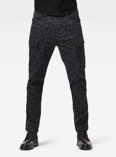 Roxic straight tapered cargo pant