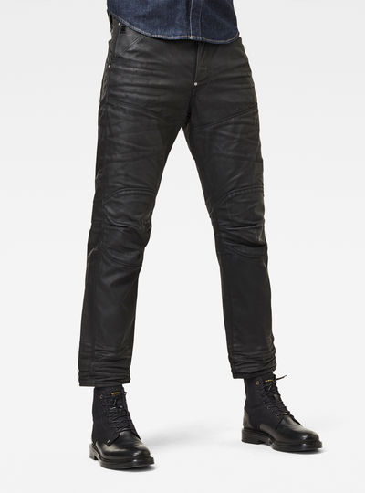 5620 3D Orignal Relaxed Tapered Merchant Jeans