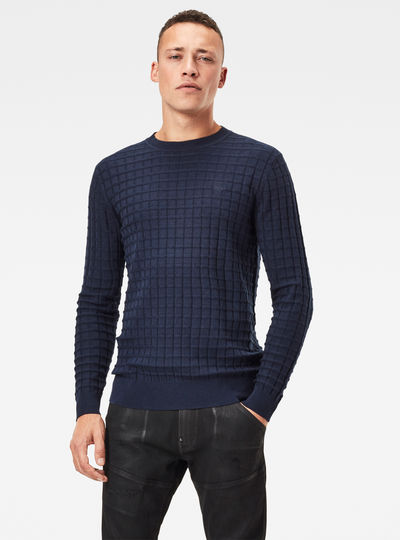 Pull en maille Core Table