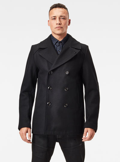 Caban Wool Short