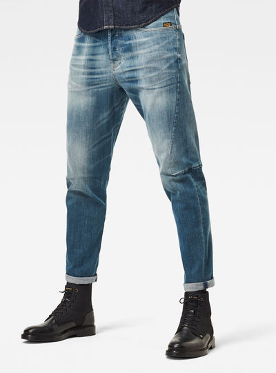 Scutar 3D Tapered Jeans